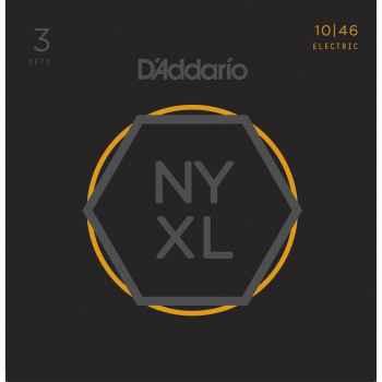 D´addario NYXL1046 Regular Light cuerdas para guitarra eléctrica